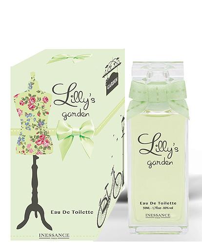 Lilly's Garden - woda toaletowa dla kobiet
