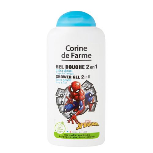 Żel pod prysznic 2w1 do Ciała i Włosów Spiderman